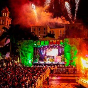Los mejores Carnavales en México
